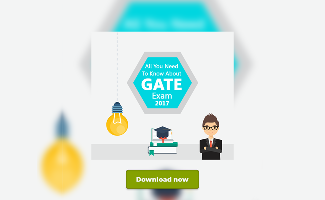 All You Need To Know About GATE Examination 2017