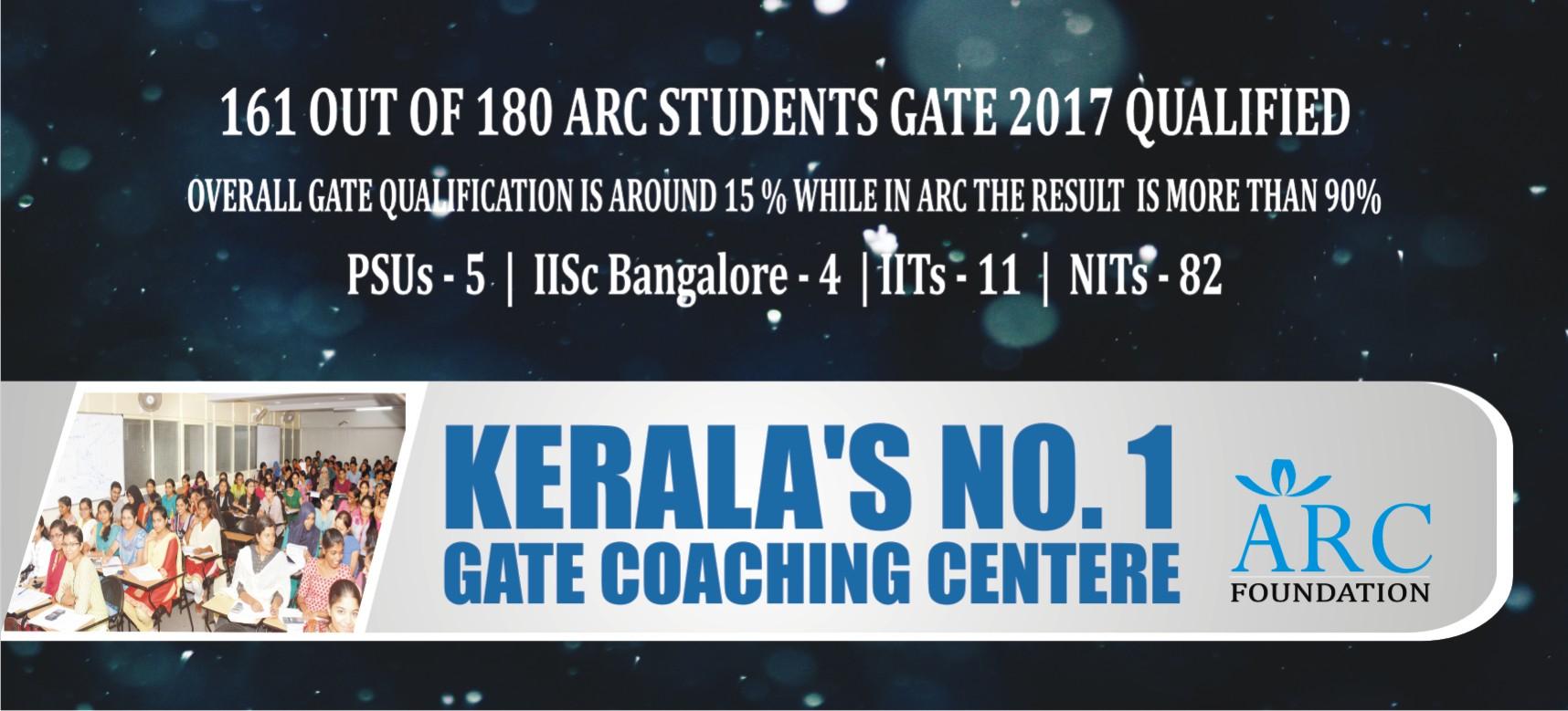 GATE coaching centres in Ernakulam