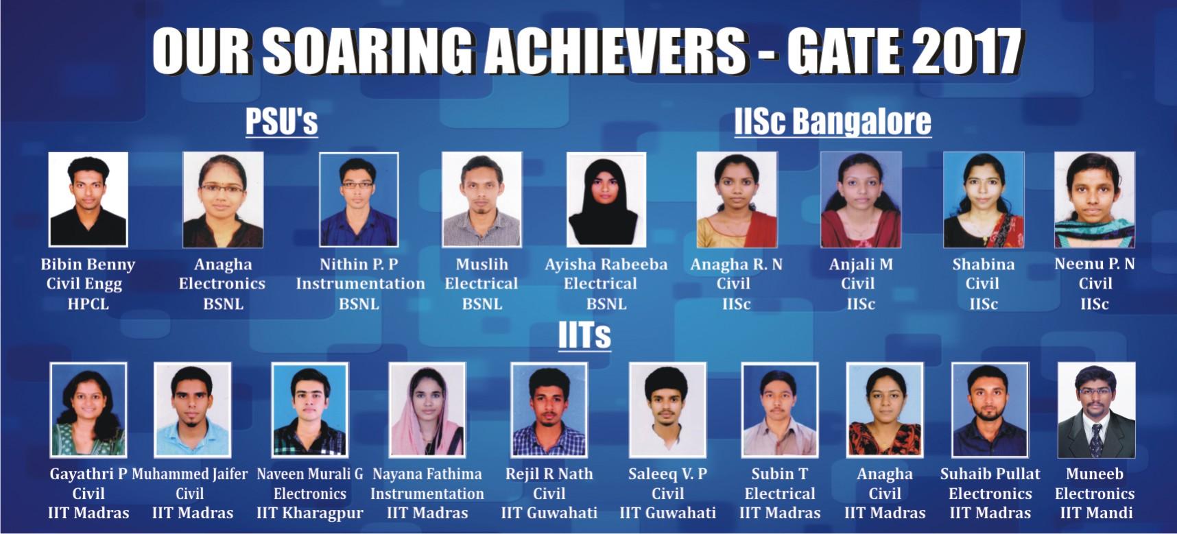 Best Gate coaching centre in Kochi