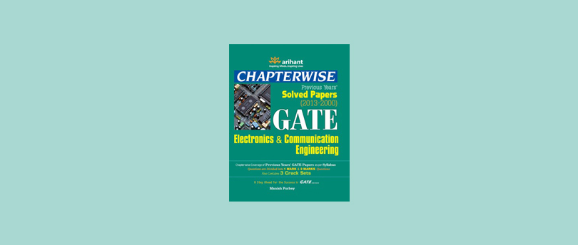 GATE preparation books for ECE