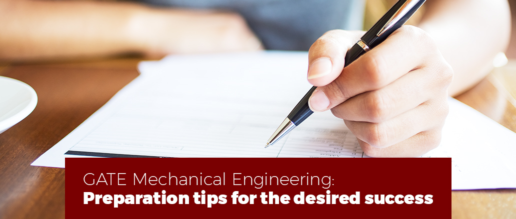 Gate preparation tips for mechanical engineering