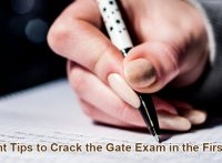 how to crack gate exam in first attempt