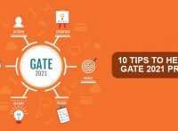 10 Tips to Prepare for GATE 2021 Examination