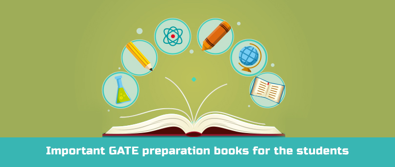 GATE preparation books