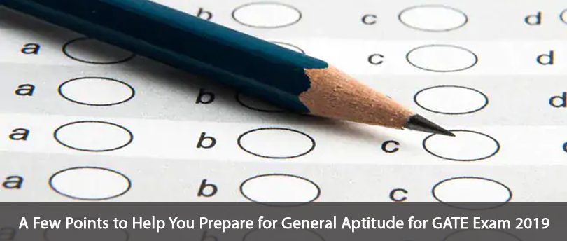 General Aptitude for GATE Exam