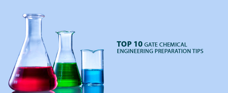 GATE Chemical Engineering preparation