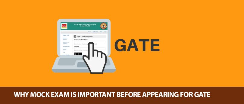 GATE Mock Exam